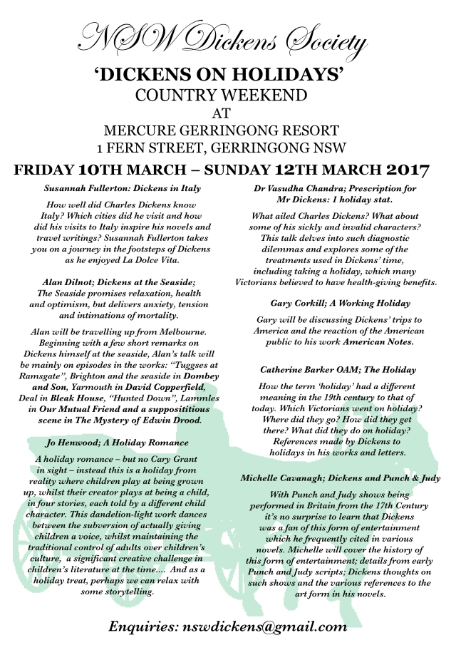 NSW DS - 2017 Conference Flyer